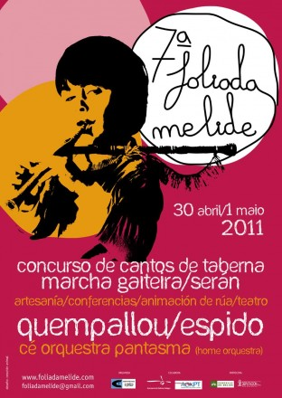 Cartel da Foliada