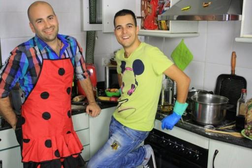 Ángel Seoane e Carlos Gulías