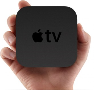 Apple TV na man