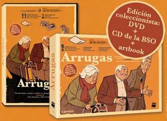Engurras en DVD