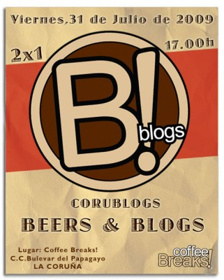 Beers & Blogs no Coffee Breaks