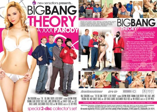 Big Bang Theory A XXX Parody
