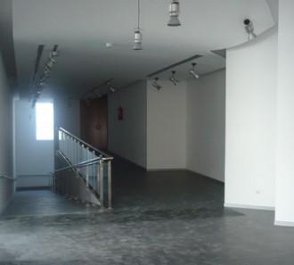 Interior da Casa da Cultura