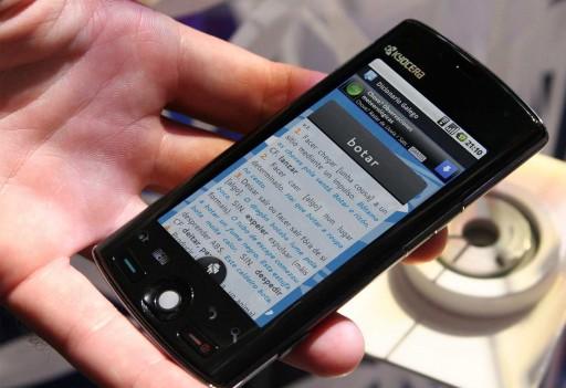 DicionarioGalego no móbil