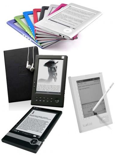 lectores de e-books