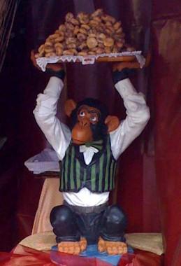 Chicho estivo presente na Feira do Melindre coma todos os anos