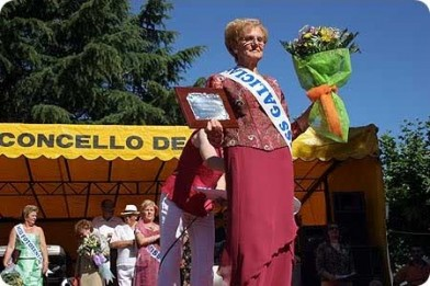 Miss Galicia Terceira Idade 2006