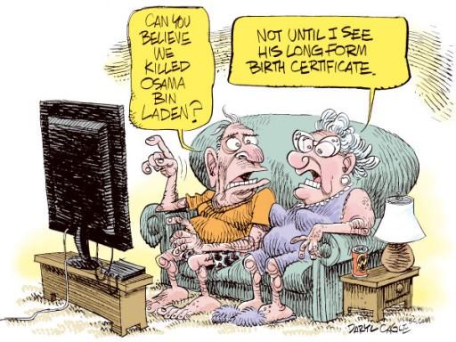 Certificado de defunción de Osama bin Laden