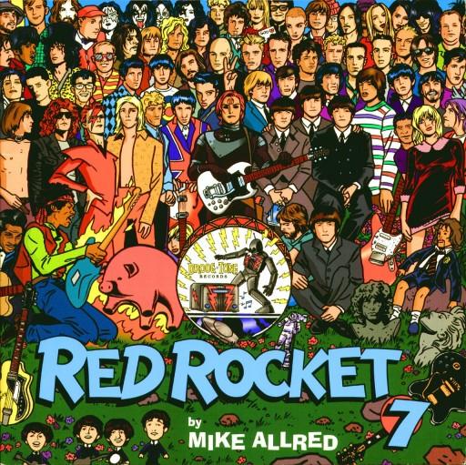 portada de Red Rocket 7