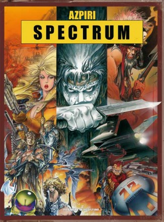 Portada de Spectrum