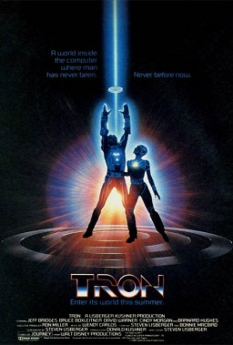 Poster de Tron