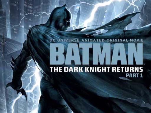 The Dark Knight Returns part 1