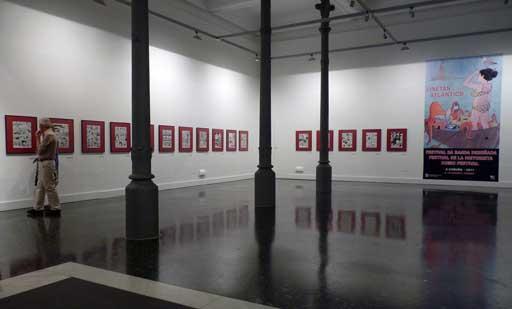 Exposición de Valentina