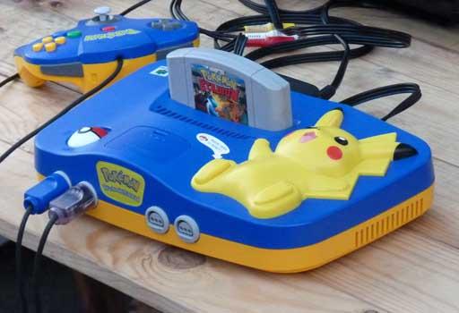 Nintendo 64 edición Pokémon