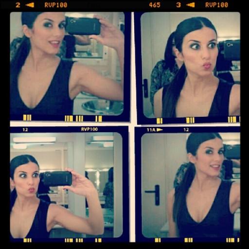 Raquel Atanes en Instagram