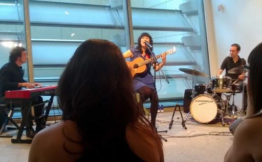 Silvia Penide en vivo