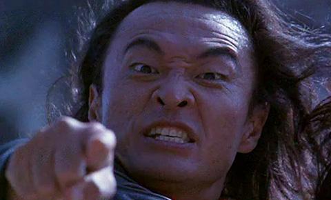 Hiroyuki Tagawa en Mortal Kombat
