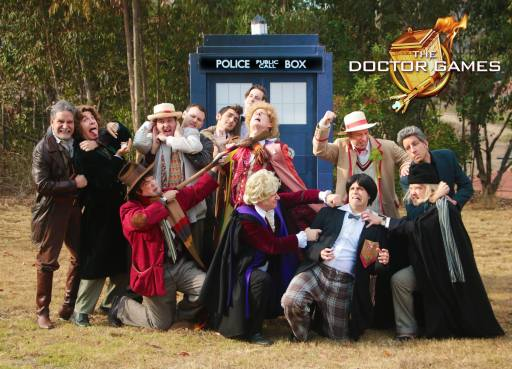The Doctor Games