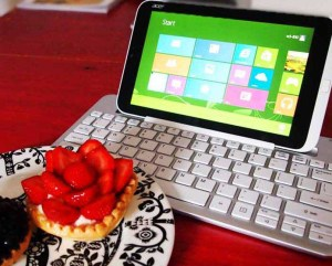 tablet co teclado oficial