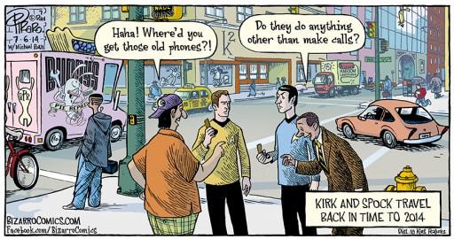 Bizarro Comics (6-7-2014)