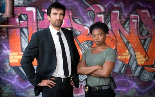 Sharlto Copley e Susan Heyward