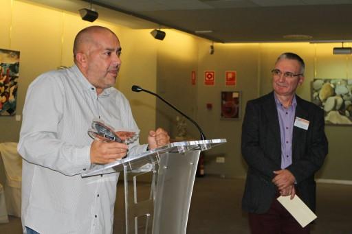 Nacho Mirás e Xosé Bangueses