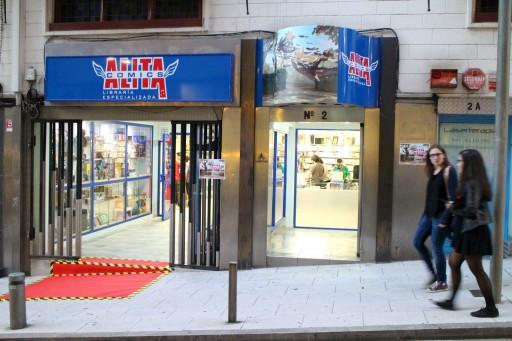 Alita Comics en Compostela