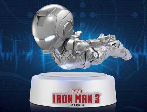 Iron Man magnético