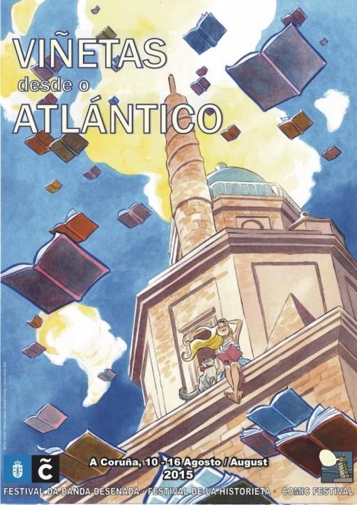 Viñetas desde o Atlántico 2015