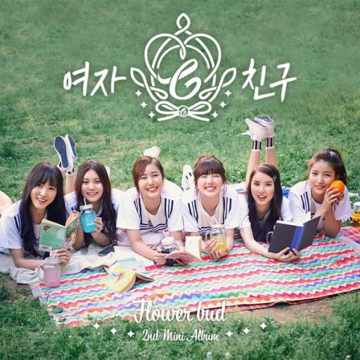 GFRIEND-2nd-Mini-Album-Flower-Bud