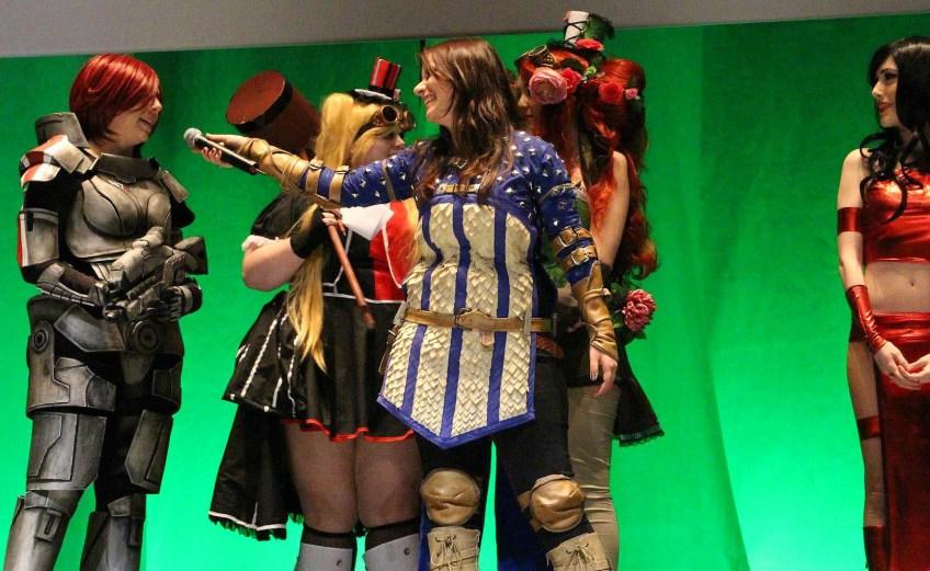 concurso de cosplay 2015