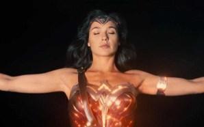 Novo tráiler da película de Wonder Woman