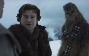 Han Solo estrea tráiler