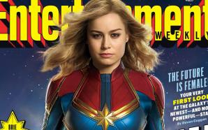 Capitana Marvel, a película máis prometedora de Marvel Studios