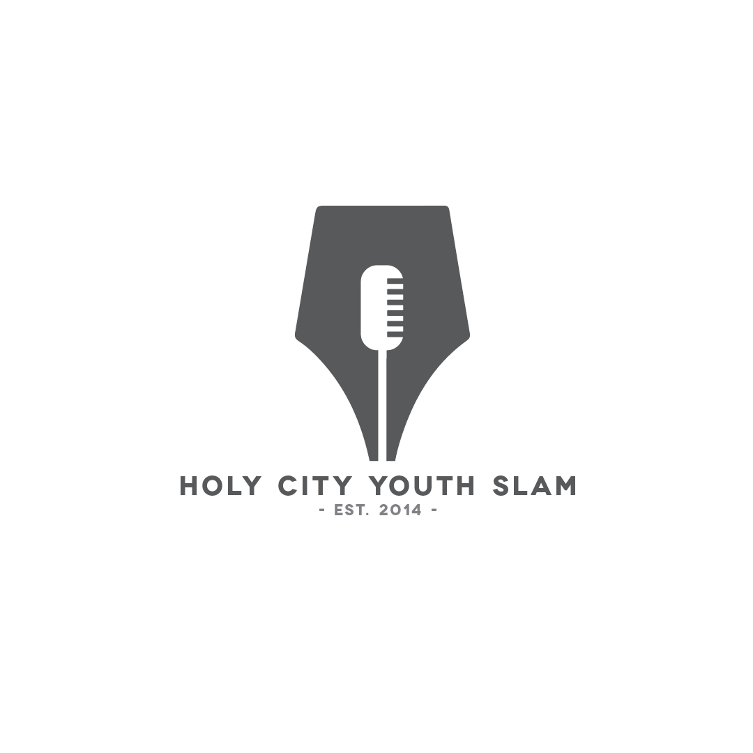 logo design for the Holy City Youth Slam