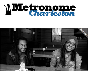 Marcus Amaker Mixes it Up on 'The New Foundation' Metronome Charleston, August 2014