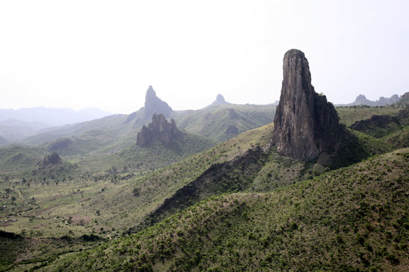 Mandara mountains, northern Cameroon