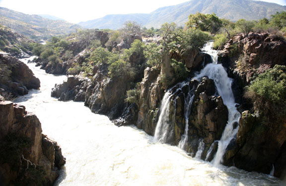 Epupa Falls, Namibia