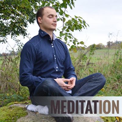 Meditation og mindfulness med Marcus Daverne