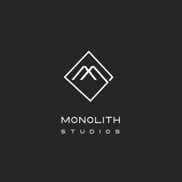 Monolith Studios Identity & Website Design