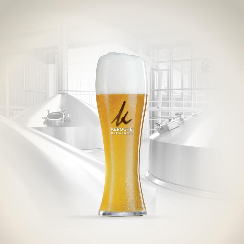 Keroche Breweries Identity Overhaul