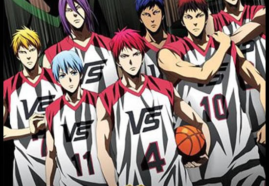 Image result for Kuroko's Basketball: Last Game