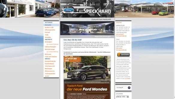 Autohaus Speckhahn