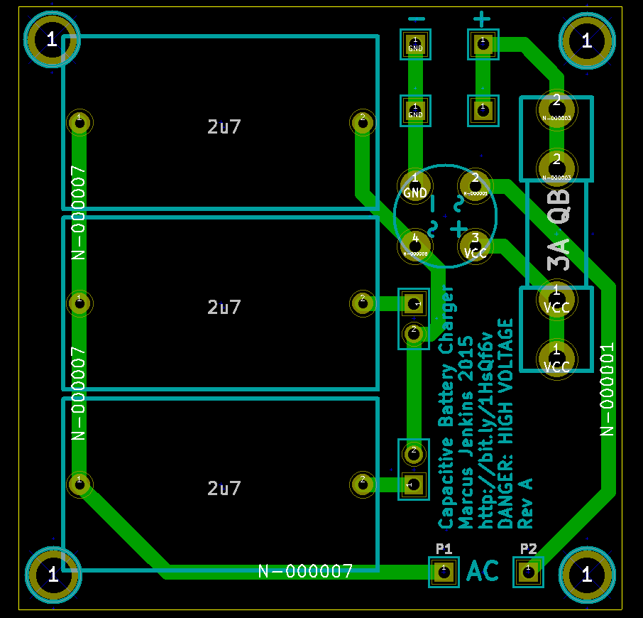 Capacitive Battery Charger Capacitor Charging And Discharging Circuit Screenshot From 2015 11 27 194136