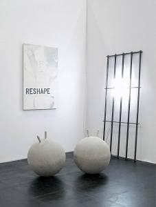 Sculptures, Marcus Kleinfeld, Art Cologne