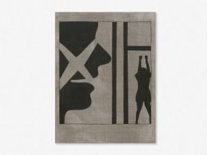 Marcus Kleinfeld, HAZARD, 2012 Oil on linen 60 x 40 cm