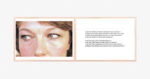 Marcus Kleinfeld, MORAL HYGIENE (III), 2009 2 inkjet prints 63 x 165,5 cm