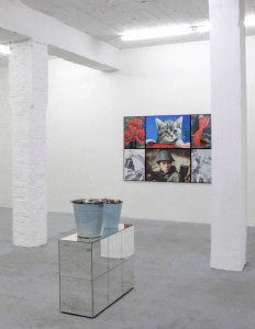Marcus Kleinfeld, CONDITION REPORT Installation view
