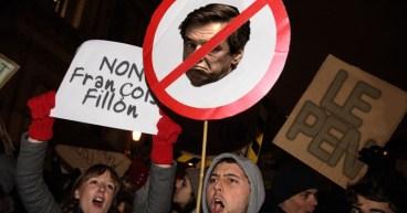 non-francois-fillon-protest-2017