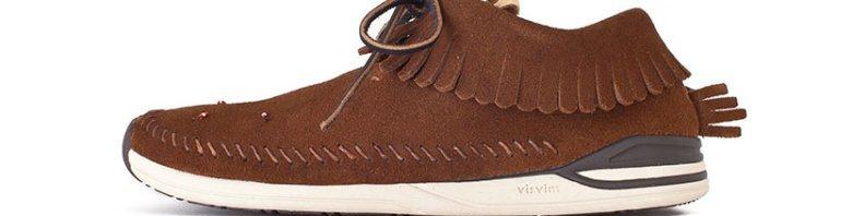 Footwear: visvim S/S 15 MALISEET SHAMAN-FOLK